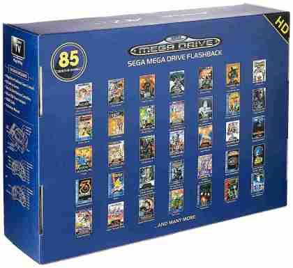 Sega Mega Drive FlasBack Caja