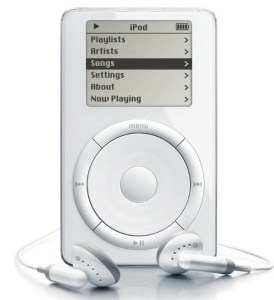 la historia de apple primer ipod