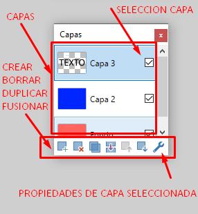 Tutorial capas paint.net