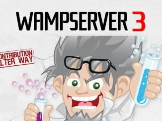 configurar wampserver para servidor web