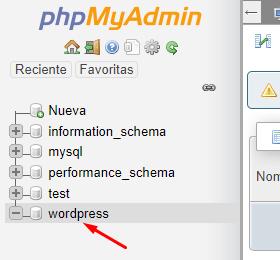 como instalar wordpress en wampserver