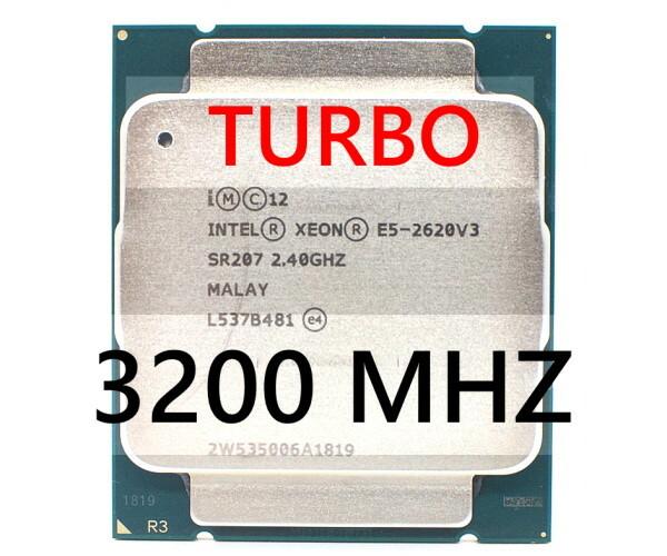 XEON TURBO 3200 MHZ