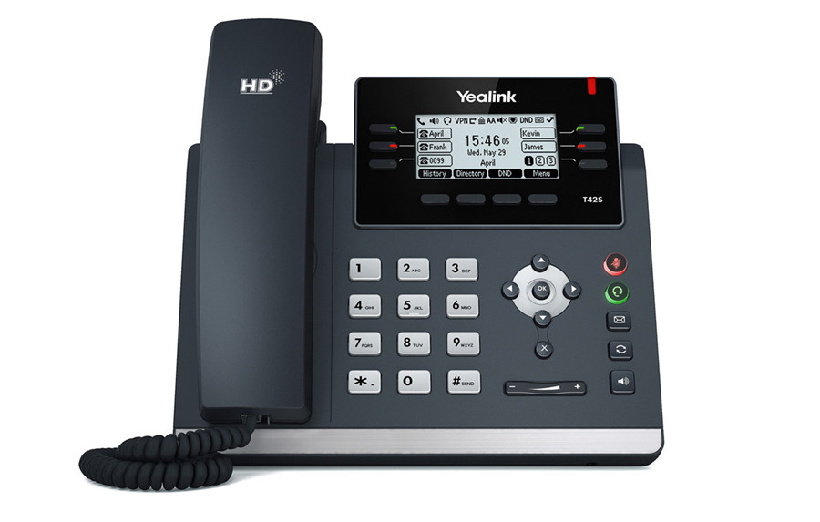 A Reliable and Affordable SIP Phone for Business