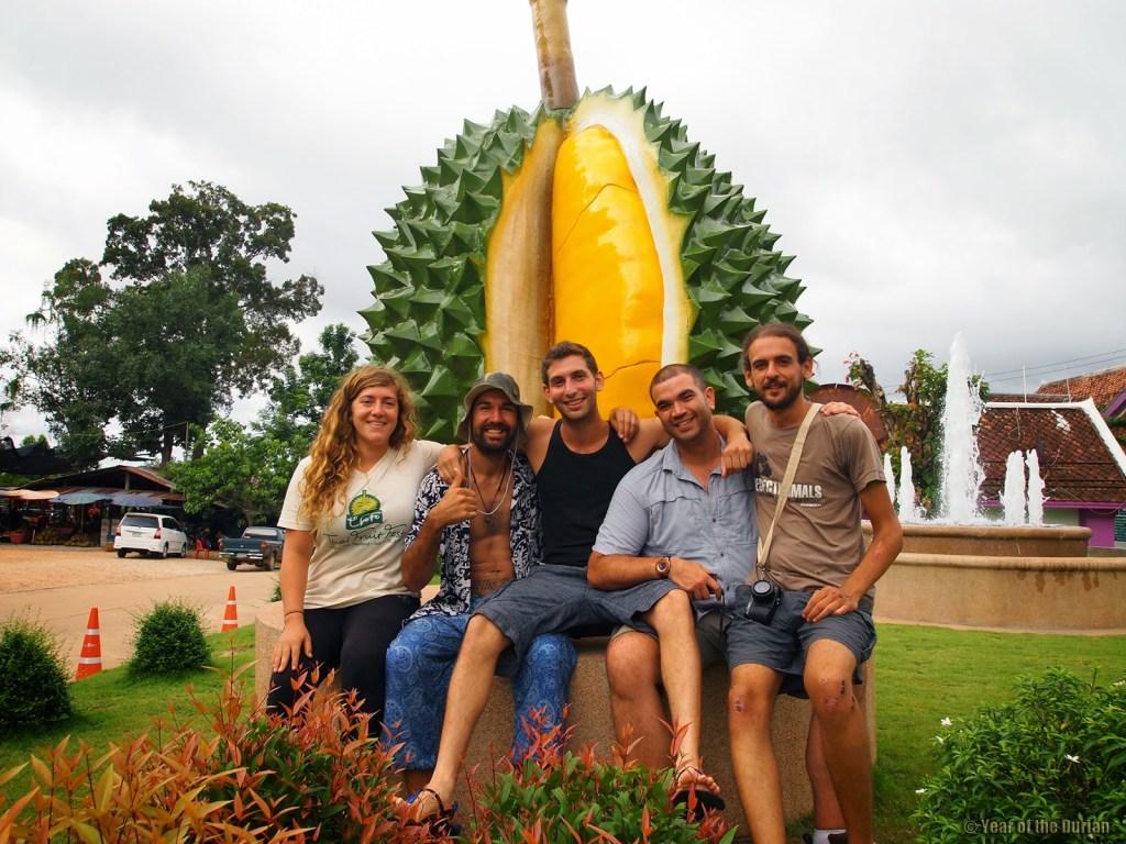 Group trip to Uttaradit