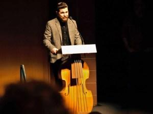 Robert Eggers beim Sundance