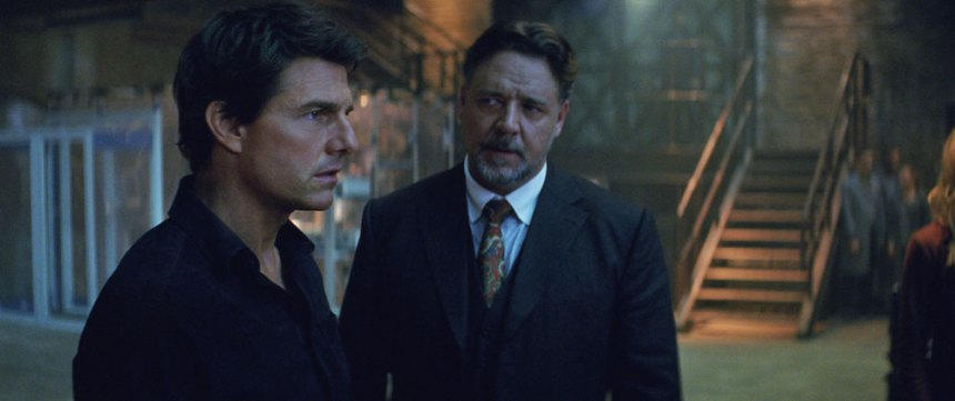 Tom Cruise, Russell Crowe The Mummy