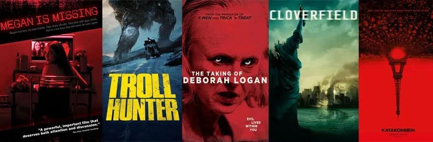 13 Found-Footage-Horrorfilme, die ihr gesehen haben solltet