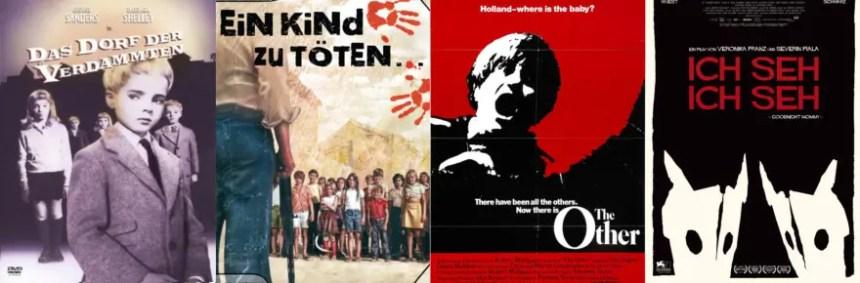 Kinder in Horrorfilmen