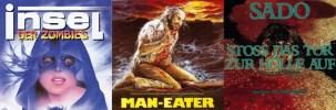 Insel der Zombies, Man-Eater, Sado