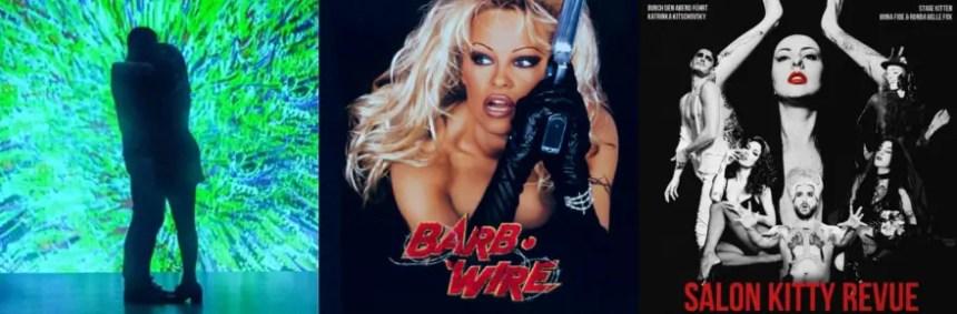 Zoe, Barb Wire, Salon Kitty