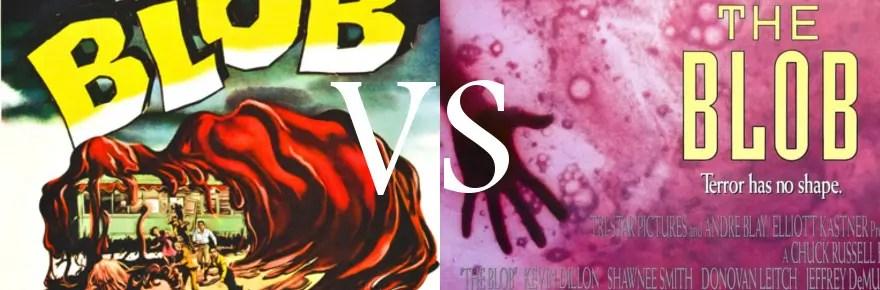 Blob vs. Blob