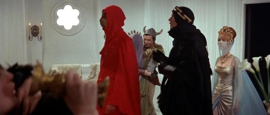 Die Maske des Roten Tod