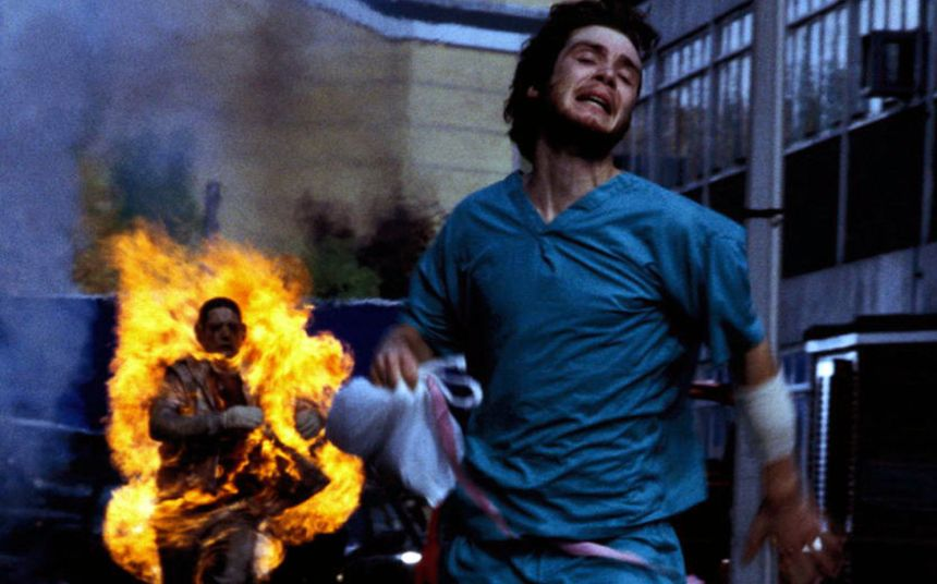 Zombies in 28 Days Later