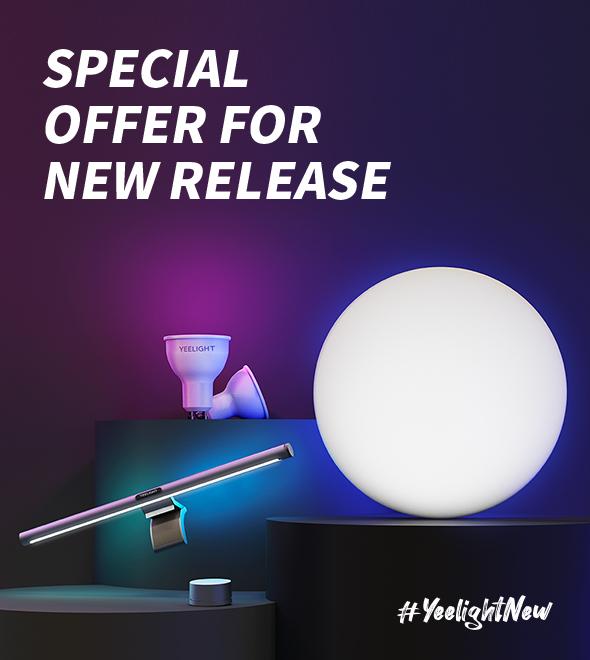 yeelight smart lighting made easier