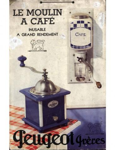 moulins a cafe peugeot freres