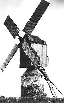 Comment faire un moulin à vent en bois ?