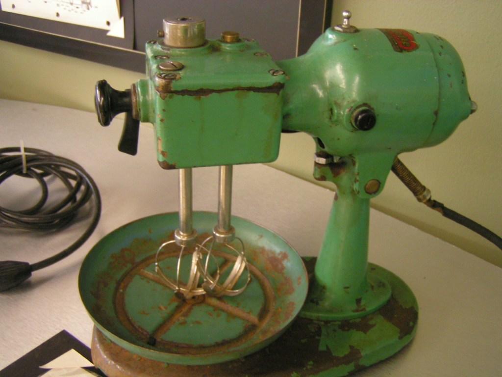 robot mixer