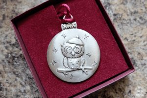 2015 Muscular Dystrophy Holiday Ornament & GIVEAWAY (@MD_Canada)