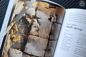 Mamushka – Recipes From Ukraine & Eastern Europe PLUS Apple Sponge Recipe