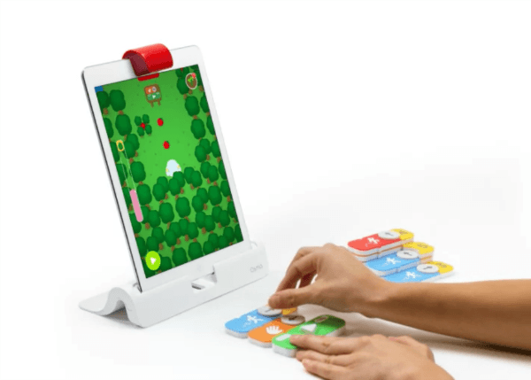 Osmo Coding Game Kit For iPad - Yee Wittle Things
