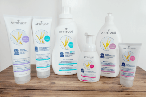 ATTITUDE – Solution for Sensitive Skin