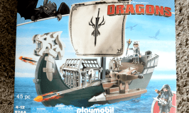 PLAYMOBIL Drago's Ship