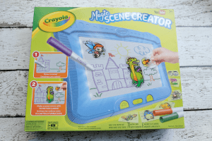 Crayola Magic Scene Creator
