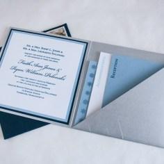 Winter Wonderland Invitations - Inside