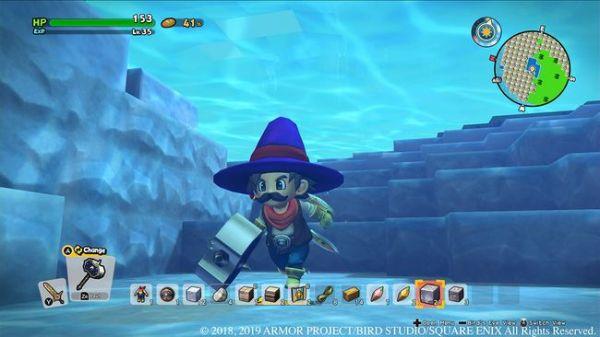 Dragon Quest Builders 2 Moonbrooke Mini Medal Locations ...