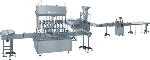 Automatic Filling & Sealing Line