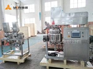 Vacuum emulsifier-1