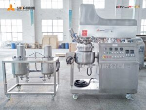 ZJR-30- pilot vacuum dispersion emulsifier