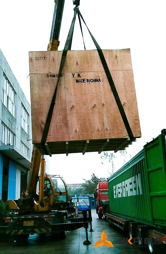 Emulsifier delivery 3