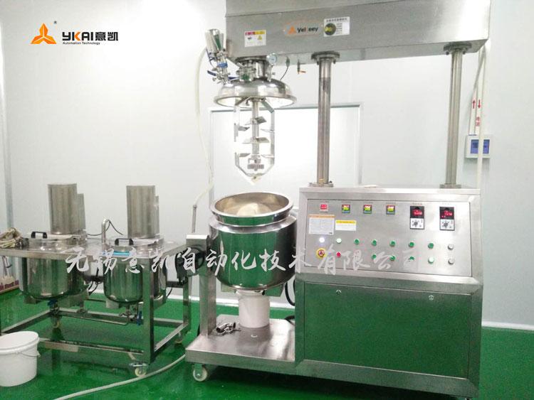 ZJR-100-medicine cream emulsifier