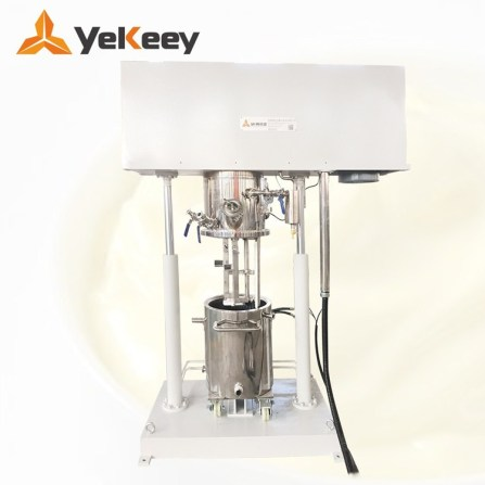 double planetary mixer, stainless steel mixing tanks