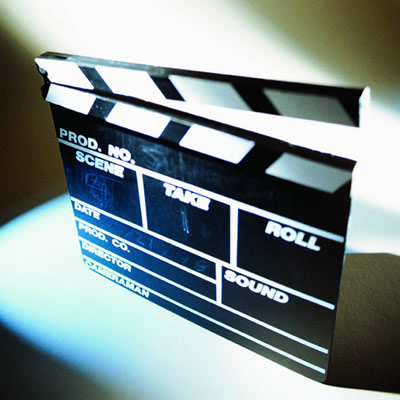 בורקס ואומנות אחזקת הקולנוע