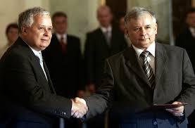 התאומים הפוליטיקאים קצ'ינסקי