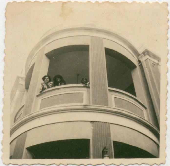 Montefiore 40 St., corner of Karl Neter St. – home of Meir Moshe Meir 1932-1949