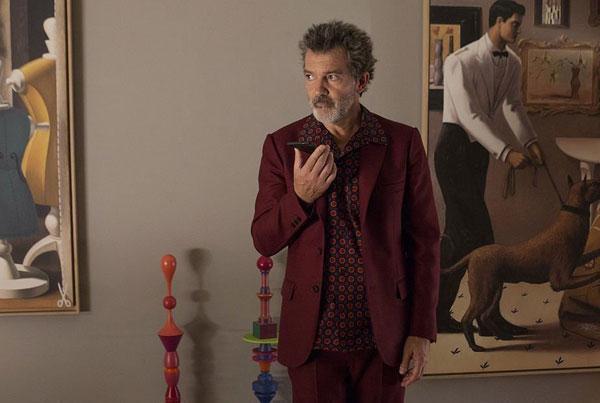 תמונה מהסרט ״כאב ותהילה״