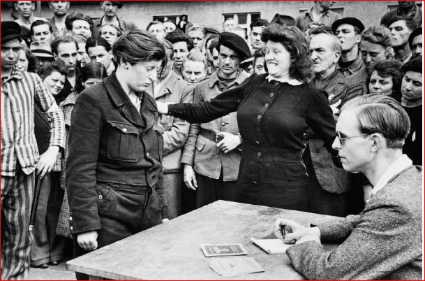משפט משתפת פעולה צרפתית עם הנאצים