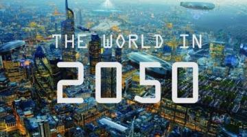 טכנולוגיה ועבודה לקראת שנת 2050
