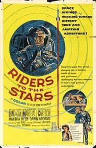 פוסטר הסרט riders to the stars