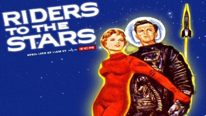 עוד פוסטר לסרט riders to the stars