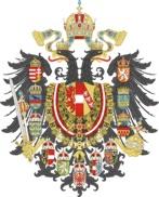 הנשר הדו-ראשי סמל האימפריה האוסטרו-הונגרית