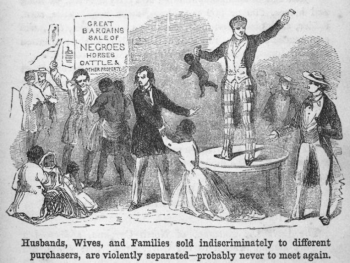 מכירת עבדים בארה״ב - ויקיפדיה
