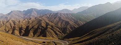 יום אחד  דרמטי בהרי האטלס