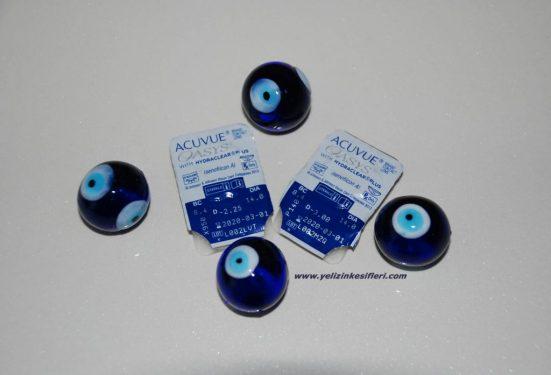 Johnson & Johnson Acuvue Oasys Lens