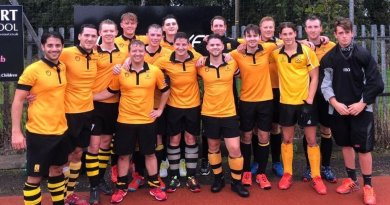 In-form Old Boys have six-appeal