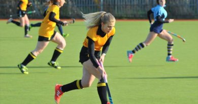 In-form Old Girls in seventh heaven
