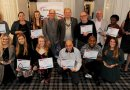 Basildon sport awards winners collect gongs at Billericay ceremony